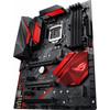 rechterkant ROG STRIX Z370-H Gaming