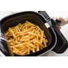 product in gebruik Fry Delight XL FX1050