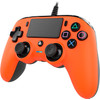 rechterkant PS4 Official Wired Controller Oranje