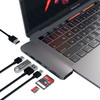 product in gebruik TYPE-C PRO Hub 4K HDMI Grijs