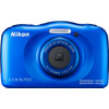 Nikon Coolpix W100 Backpack kit Blauw