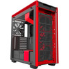 voorkant H700i Black / Red