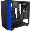 linkerkant H400i Black / Blue