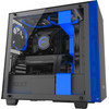 rechterkant H400i Black / Blue