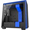rechterkant H700i Black / Blue