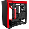 linkerkant H700i Black / Red