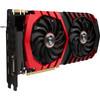 rechterkant GeForce GTX 1080 Gaming X 8G