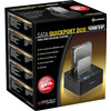 verpakking SATA QuickPort Duo USB 3.0