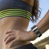 product in gebruik Fitbit Ionic RVS Horlogeband Zwart