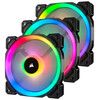 rechterkant LL120 RGB Dual Light Loop Triple Pack