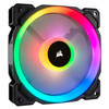 linkerkant LL120 RGB Dual Light Loop Single Pack