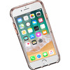 Griffin Survivor Clear Apple iPhone 6/6s/7/8 Back Cover Rose Gold