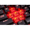 product in gebruik K68 MX Red Gaming Toetsenbord QWERTY