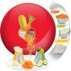 product in gebruik DJ7535 Fresh Express 3 in 1