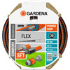 "Gardena FLEX Tuinslang 1/2"" 20 m + Arm"