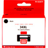 Pixeljet 34XL Black for Epson (C13T34614010)