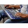 product in gebruik Gaming K63 Wireless Gaming Lapboard