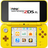bovenkant 2DS XL Pikachu Edition