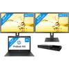 Dockingpakket 2 schermen - HP ProBook 45