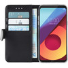 Azuri Wallet Magneet LG Q6 Book Case Black