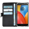 Azuri Wallet Magnetic Motorola Moto E4 Plus Book Case Black