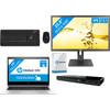 Workstation pakket - HP Elitebook 1040 G4 i7-16gb-512ssd