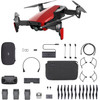 samengesteld product Mavic AIR Fly More Combo Flame Red
