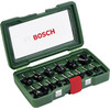 Bosch 15-piece Cutter Set Wood