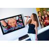 product in gebruik LTC ATM6100MP5-HDMI