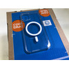 Apple iPhone 12 (Pro) Silicone Back Cover with MagSafe Transparent