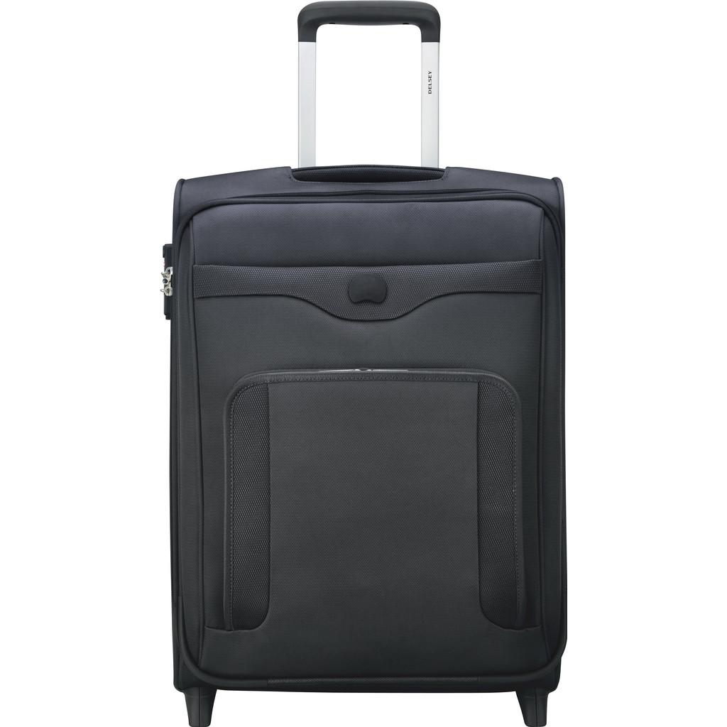 Afbeelding van Delsey Baikal Upright 55cm Antracite koffer