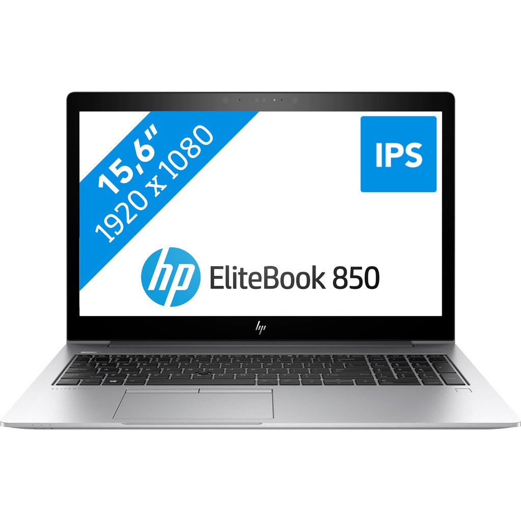 HP Elitebook 850 G5 i7-16gb-512ssd