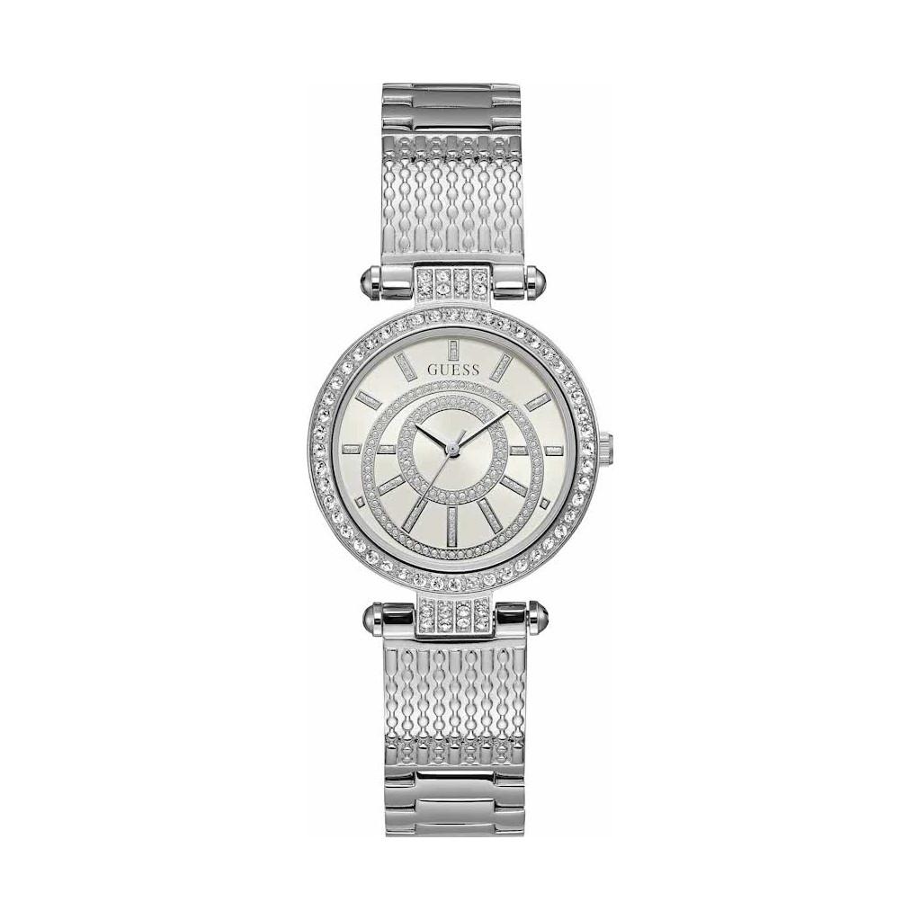GUESS W1008L1 Dames horloge