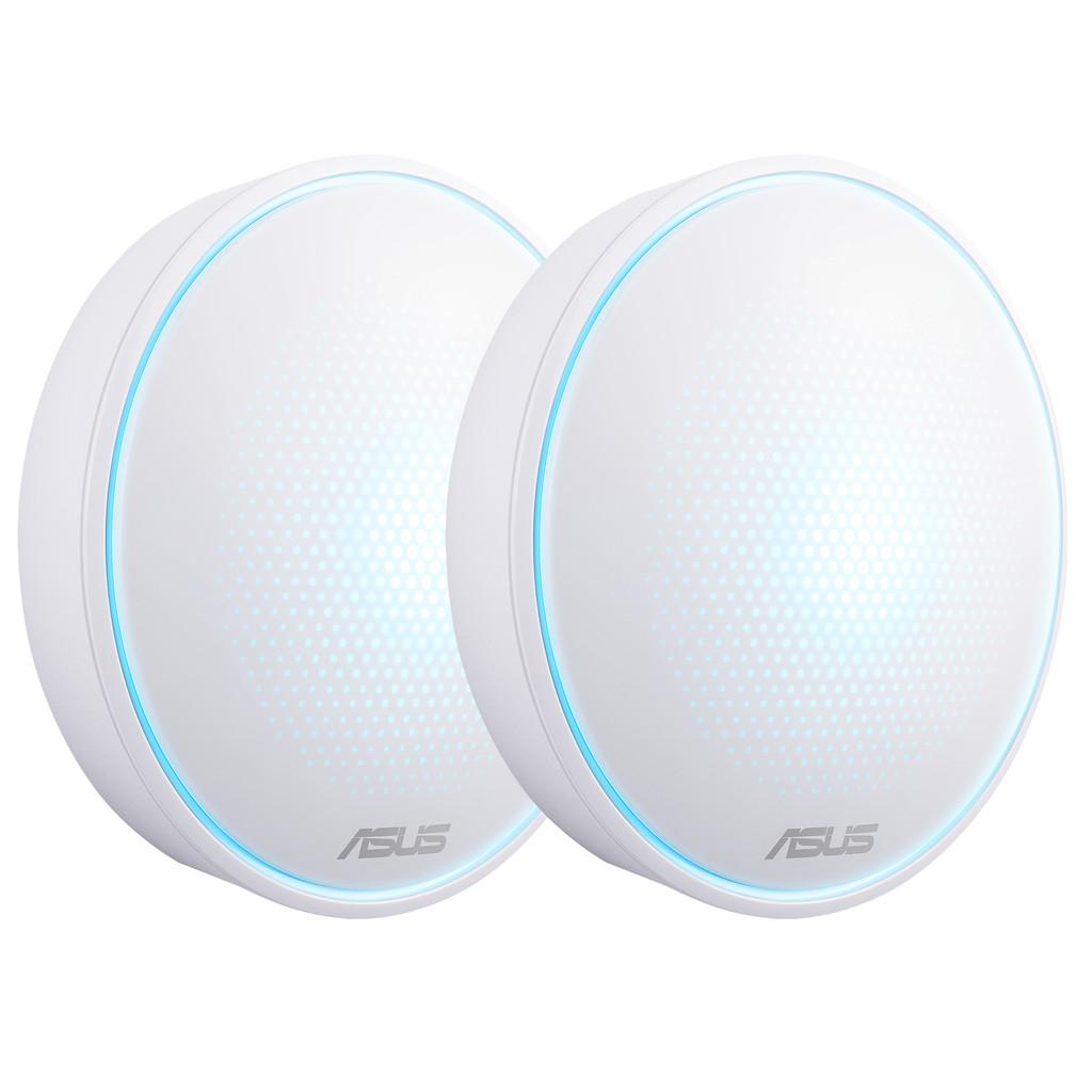 Afbeelding van Asus Lyra Mini AC1300 2 Pack Multiroom wifi router