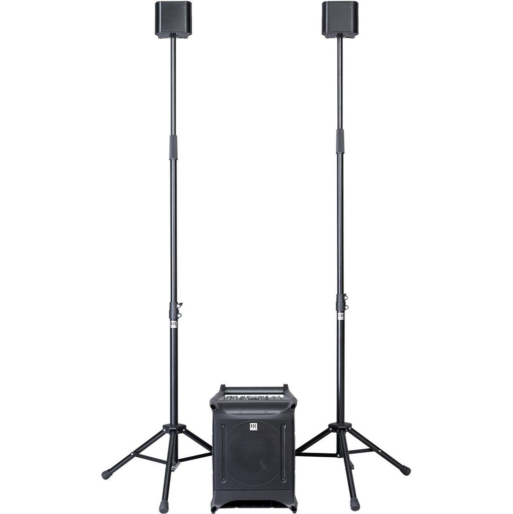 HK Audio Lucas Nano 305FX (per paar met subwoofer) in Oostkapelle
