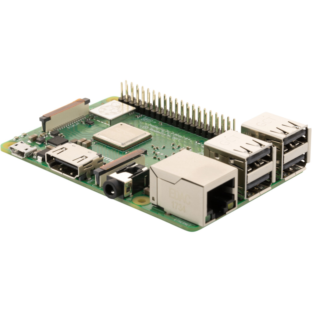 Raspberry Pi 3 Model B+ in Meers