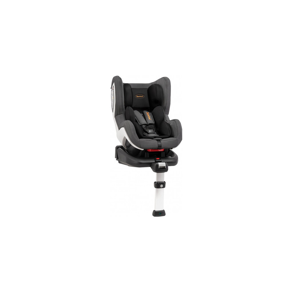 Baninni Autostoel Impero Isofix 0+1 grijs BNCS002-GY