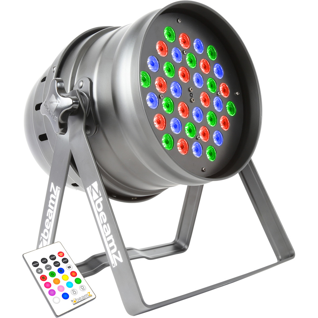 Beamz LED Par 64 in Hoornaar