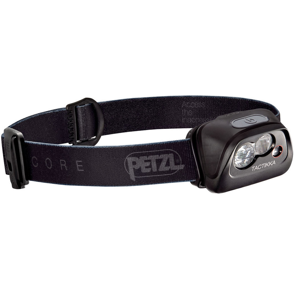 Petzl Tactikka Core in Hebrecht