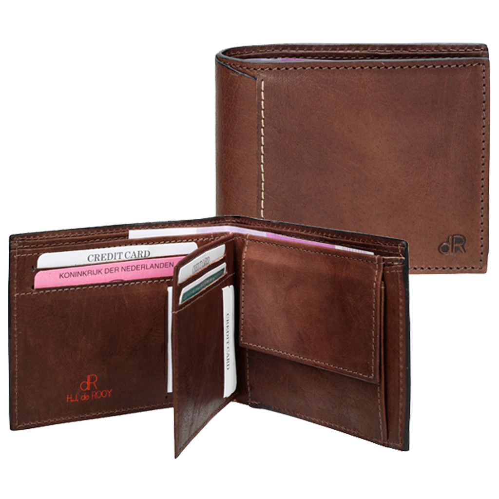 dR Amsterdam Waxi Billfold 78559 Moro in Beho
