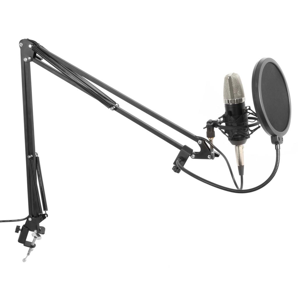 Vonyx Studio Condensator microfoonset in Eede