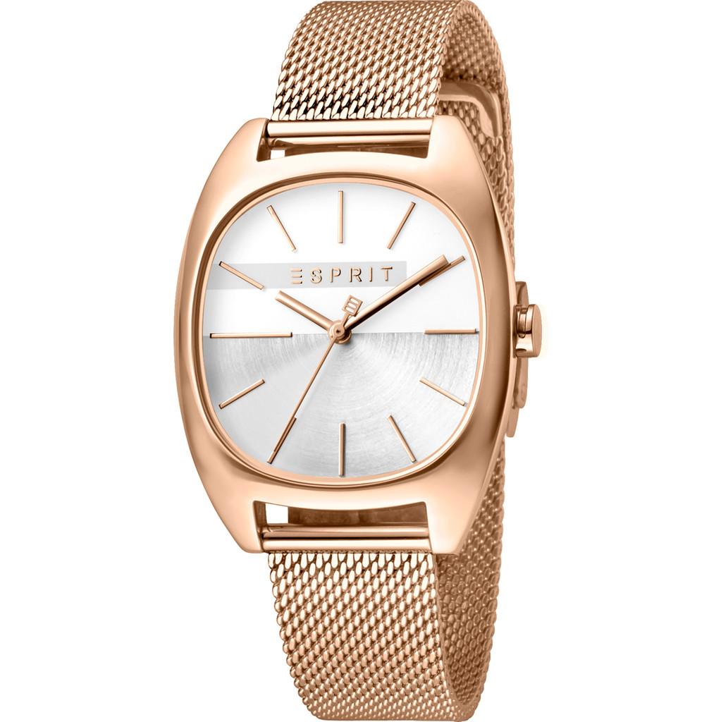 Esprit Horloge Infinity staal 32 mm rosékleurig ES1L038M0105