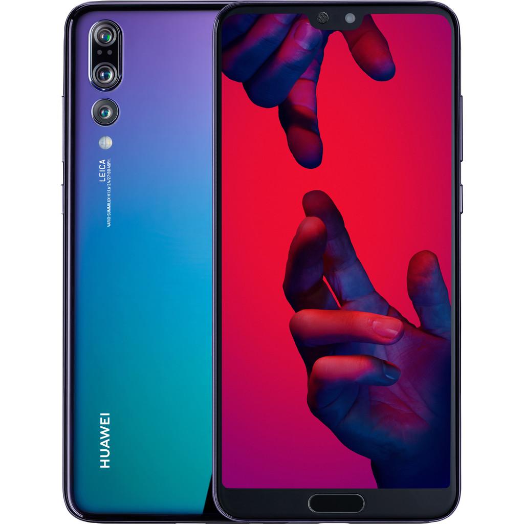 Huawei P20 Pro Dual SIM 4G 128GB Zwart, Blauw