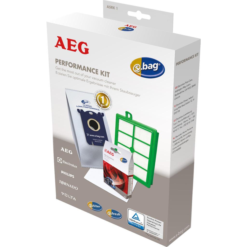 AEG ASRK1 in Lakerveld