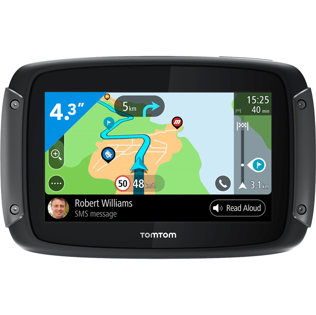 TomTom Rider 500 Europa in Greup