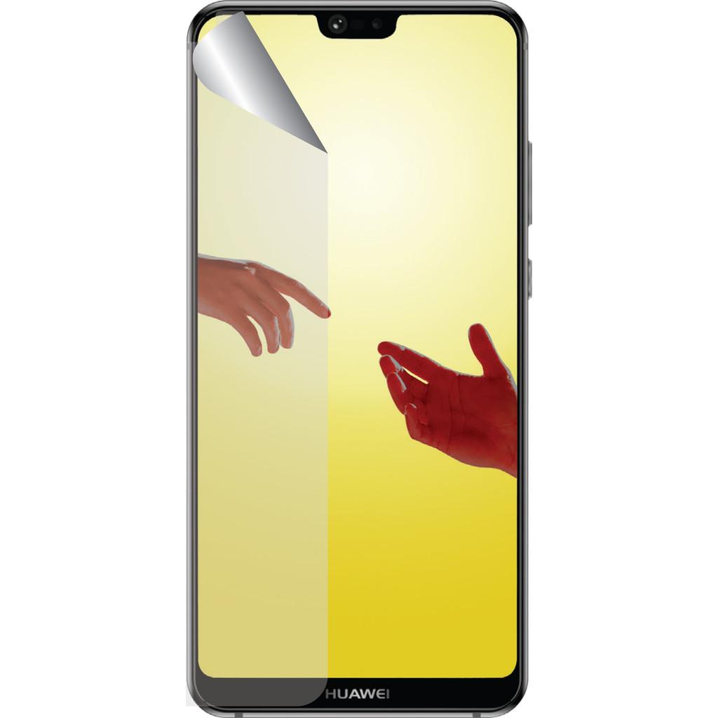 Azuri Huawei P20 Lite Screenprotector Plastic Duo Pack in Neerbroek