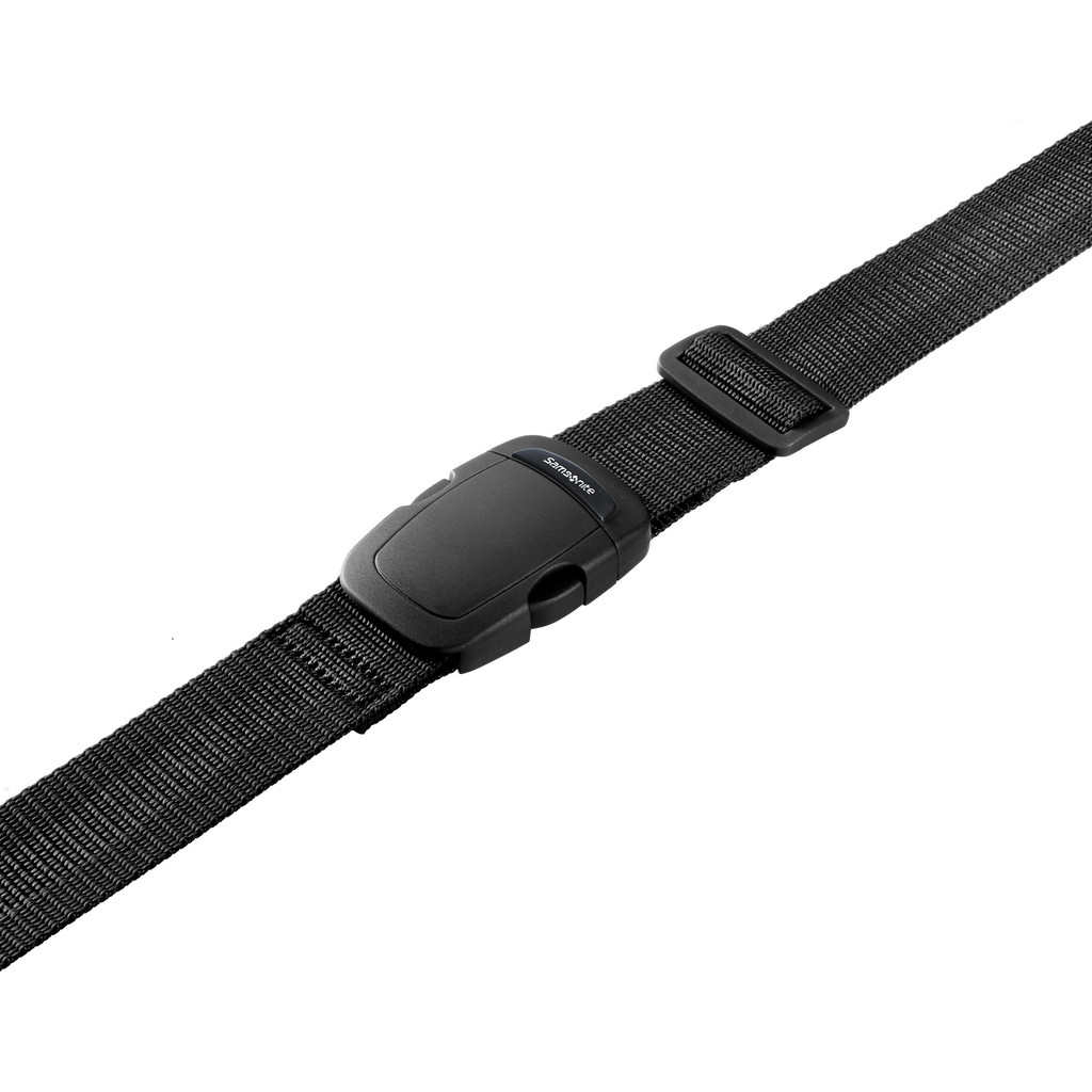 Samsonite Luggage Strap 2 Black in Niezijl