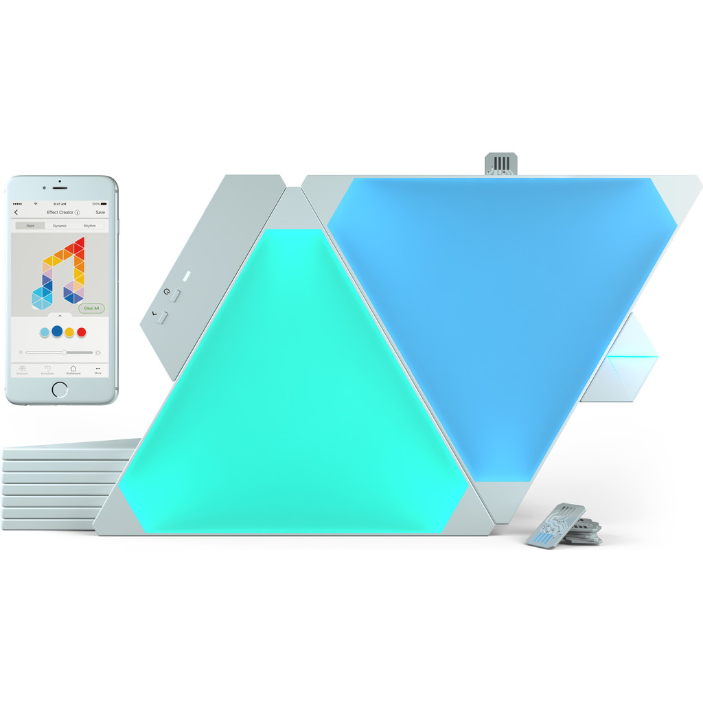 Nanoleaf Rhythm Smarter Kit in Booischot
