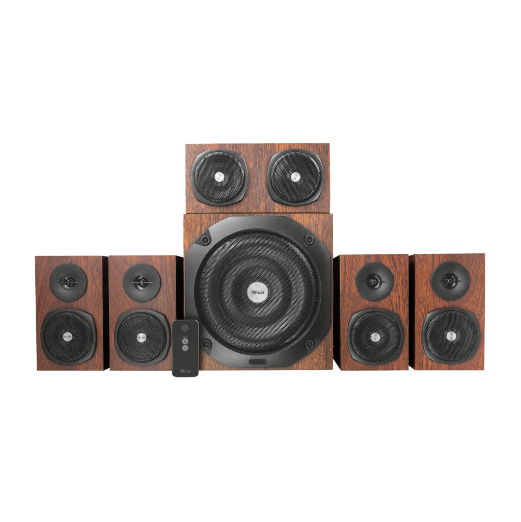 Trust Vigor 5.1 Surround Speaker Systeem kopen