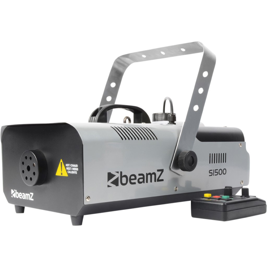 Beamz S1500 Rookmachine in Antheit